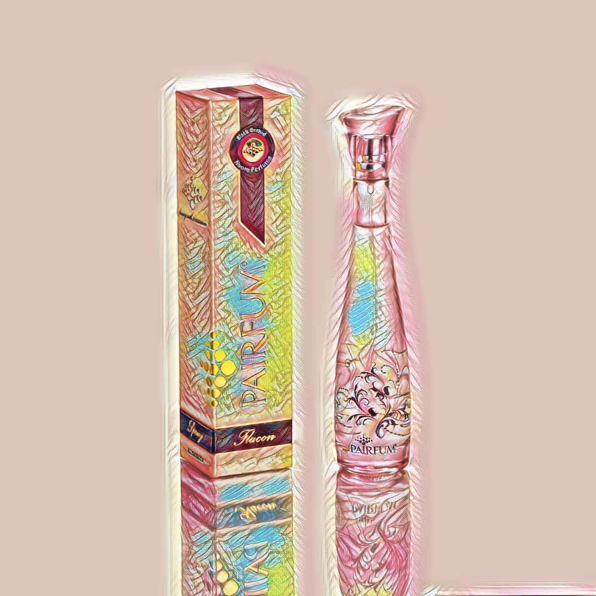 Pairfum Art In Fragrance Perfume Quotes