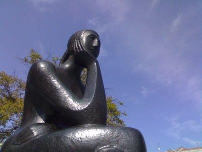 Thinking Woman 2