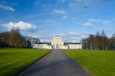 War Memorial Runnymede Flypast to Celebrate the 100th Birthday