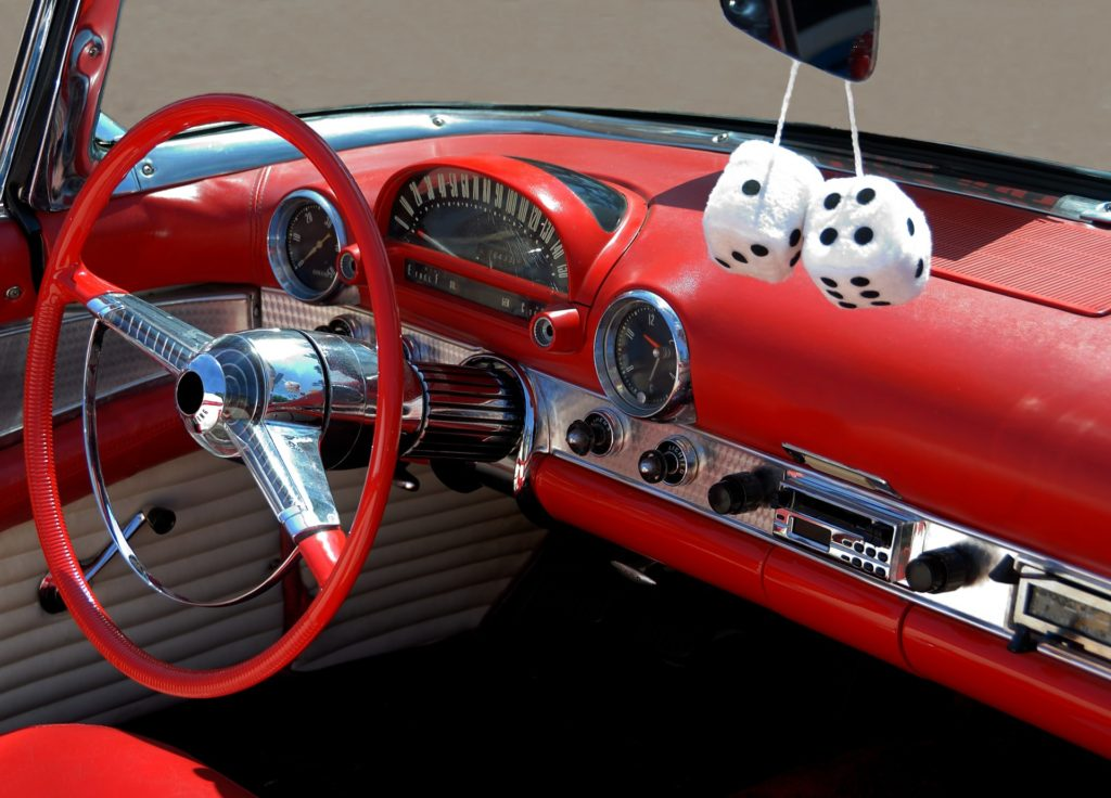 Classic Car Interior Health Tip