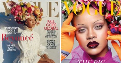 Beyoncé And Rihanna Are On The Front Of September US And UK Vogues