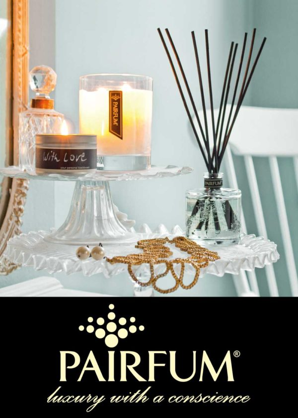 Pairfum Poster Livingroom B2 50x70cm Home Fragrance