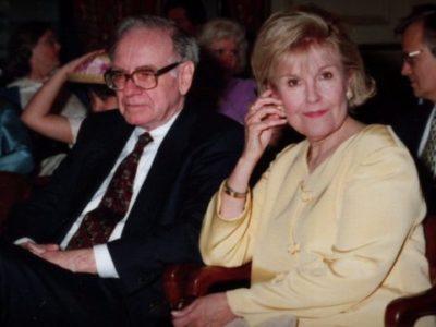 Warren And Susan Buffet 1