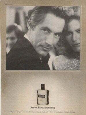 Aramis Aftershave 1