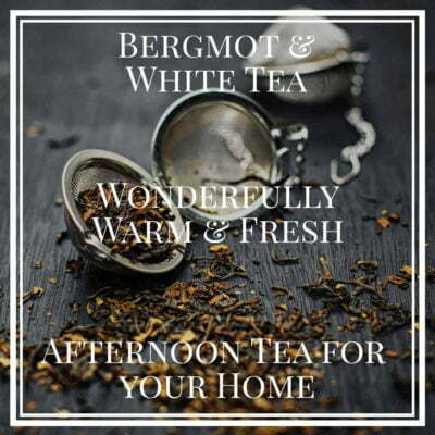 Bergamot White Tea Afternoon Home Fragrance London Pairfum