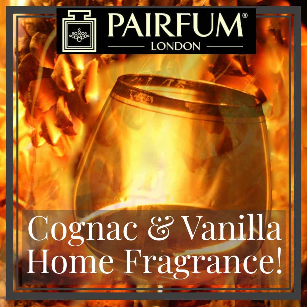 Cognac Vanilla Home Fragrance Pairfum London