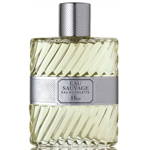 EAU SAUVAGE Bottle Released In 1966 by Christian Dior
