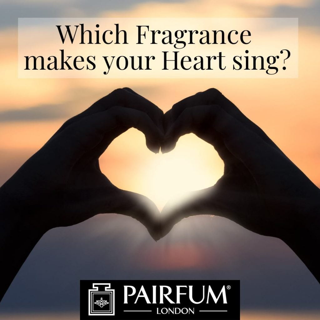Fragrance Heart Sing Pairfum London