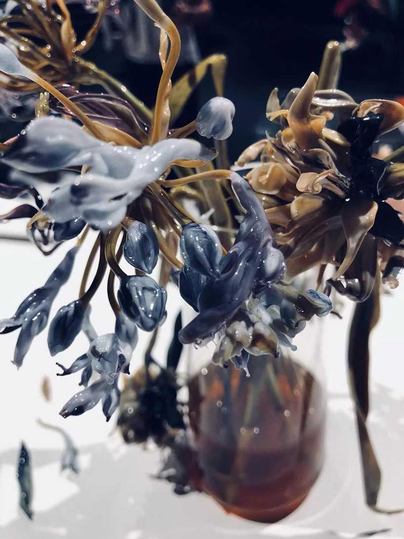 Lilla Tabasso Glass Flower Homo Faber Pairfum London 004