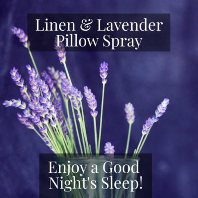 Linen Lavender Good Night Sleep Pairfum London