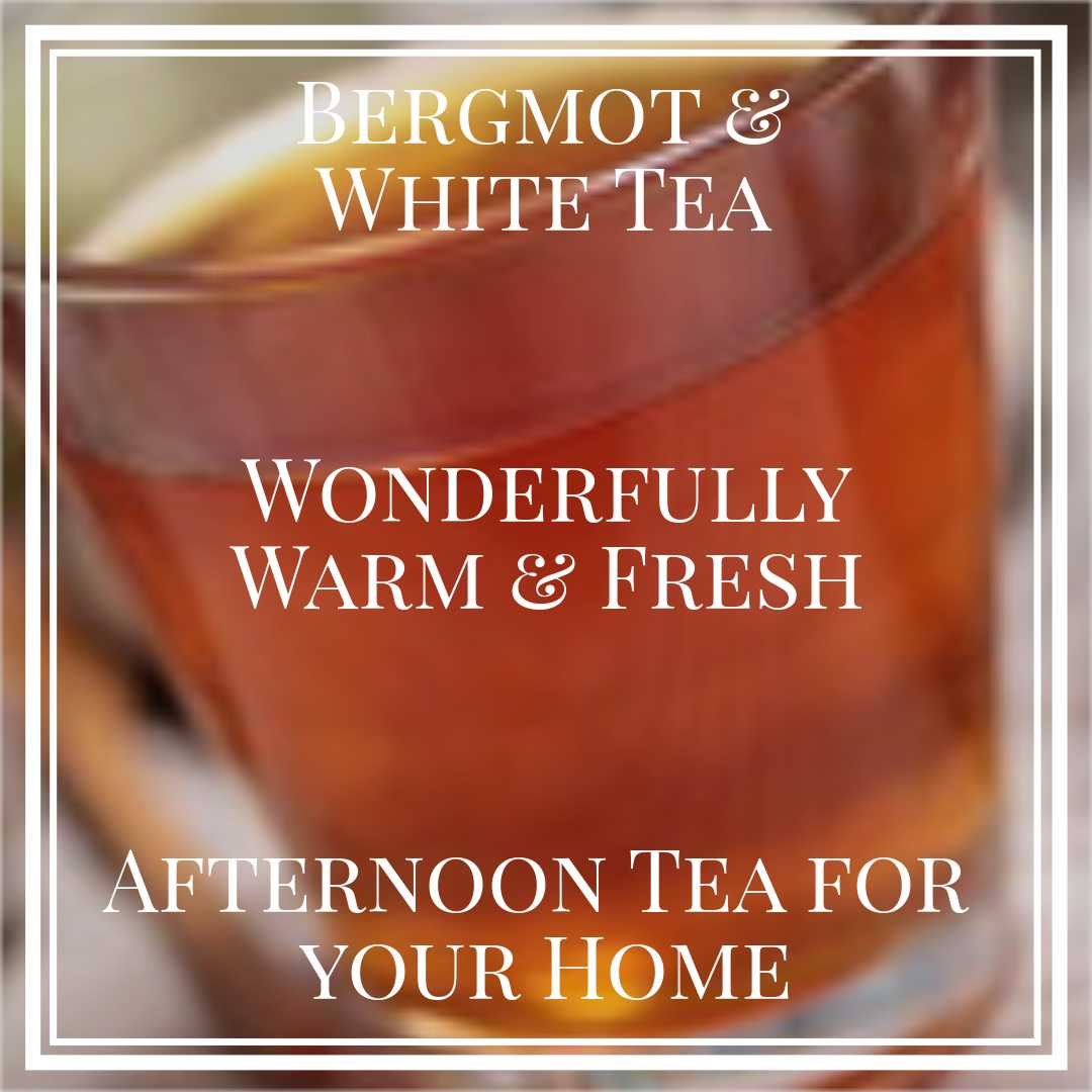 Pairfum London Bergamot White Tea Afternoon Home Fragrance
