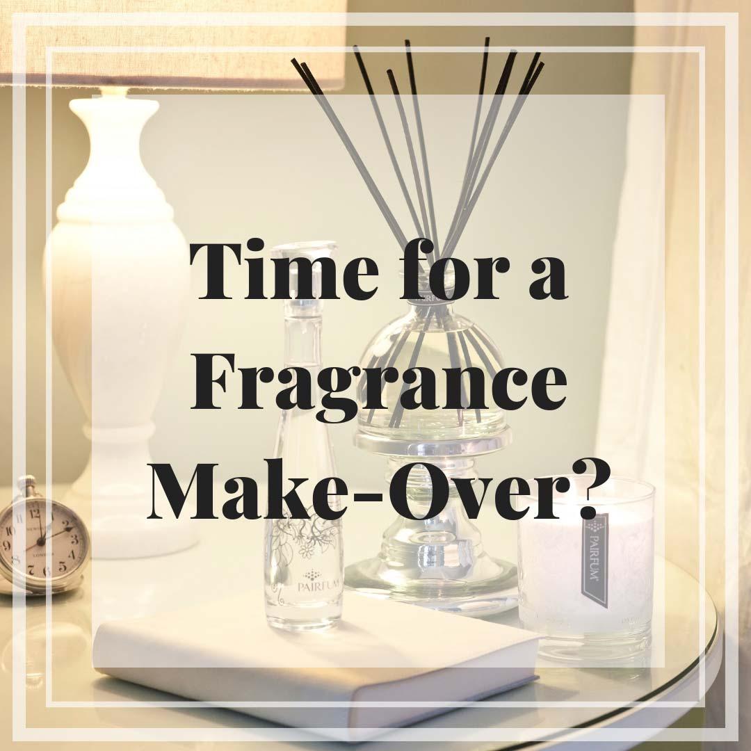 Pairfum London Time Fragrance Make Over