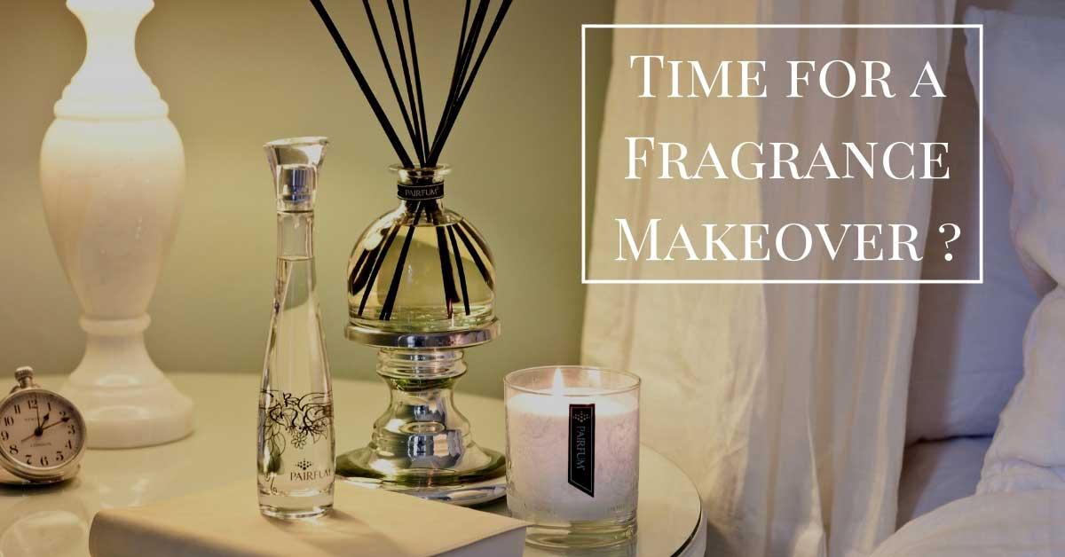 Pairfum Time For Fragrance Makeover