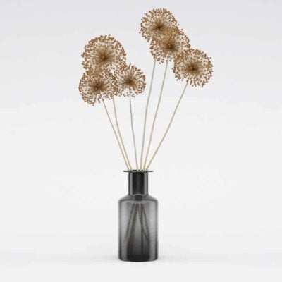 How To Make A Reed Diffuser Dried Flower Stems