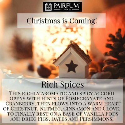 Christmas Coming Pairfum London Fragrance