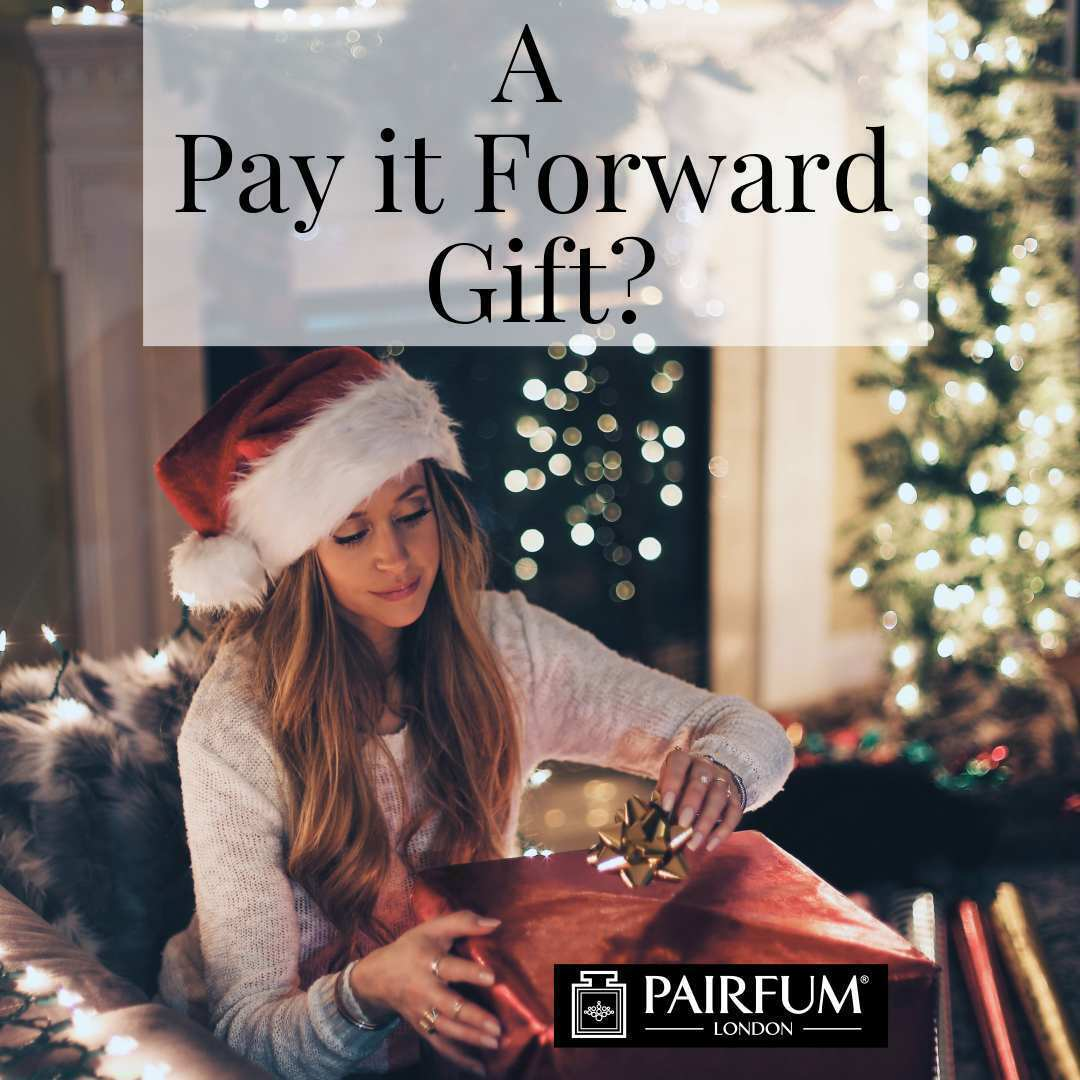 Christmas Pay It Forward Gift Pairfum Women Fire