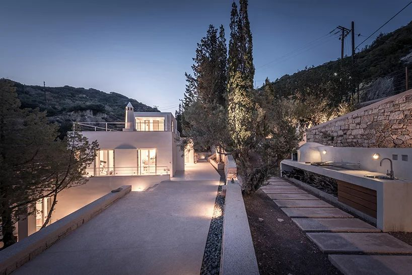 Cypress Fragrance Greece Mediterranean Olive Tree 2