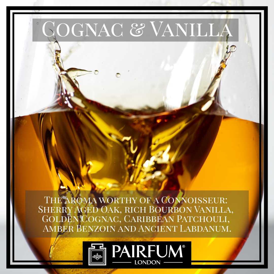 Pairfum London Cognac Vanilla Caribbean Patchouli