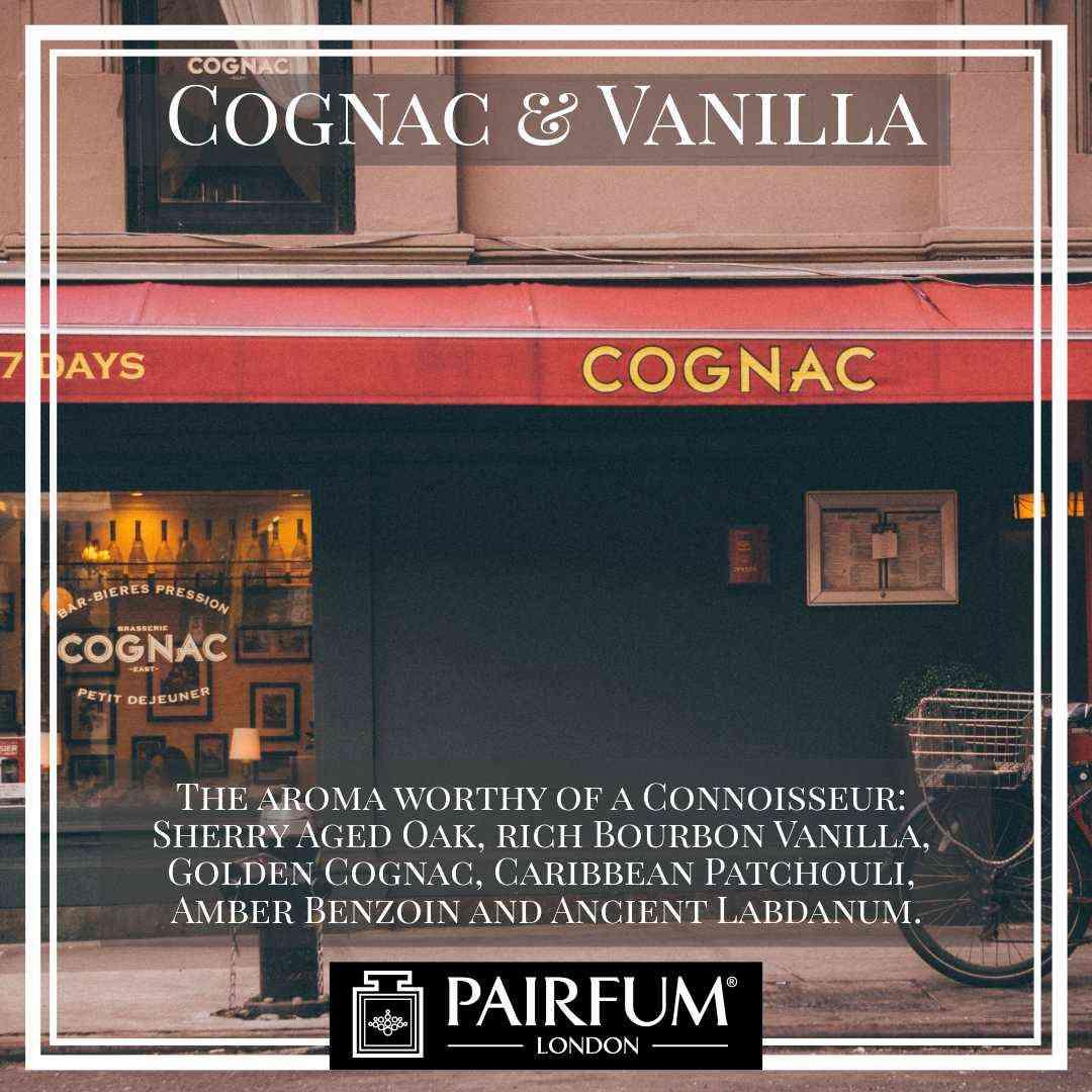 Pairfum London Cognac Vanilla Connoiseur Aroma
