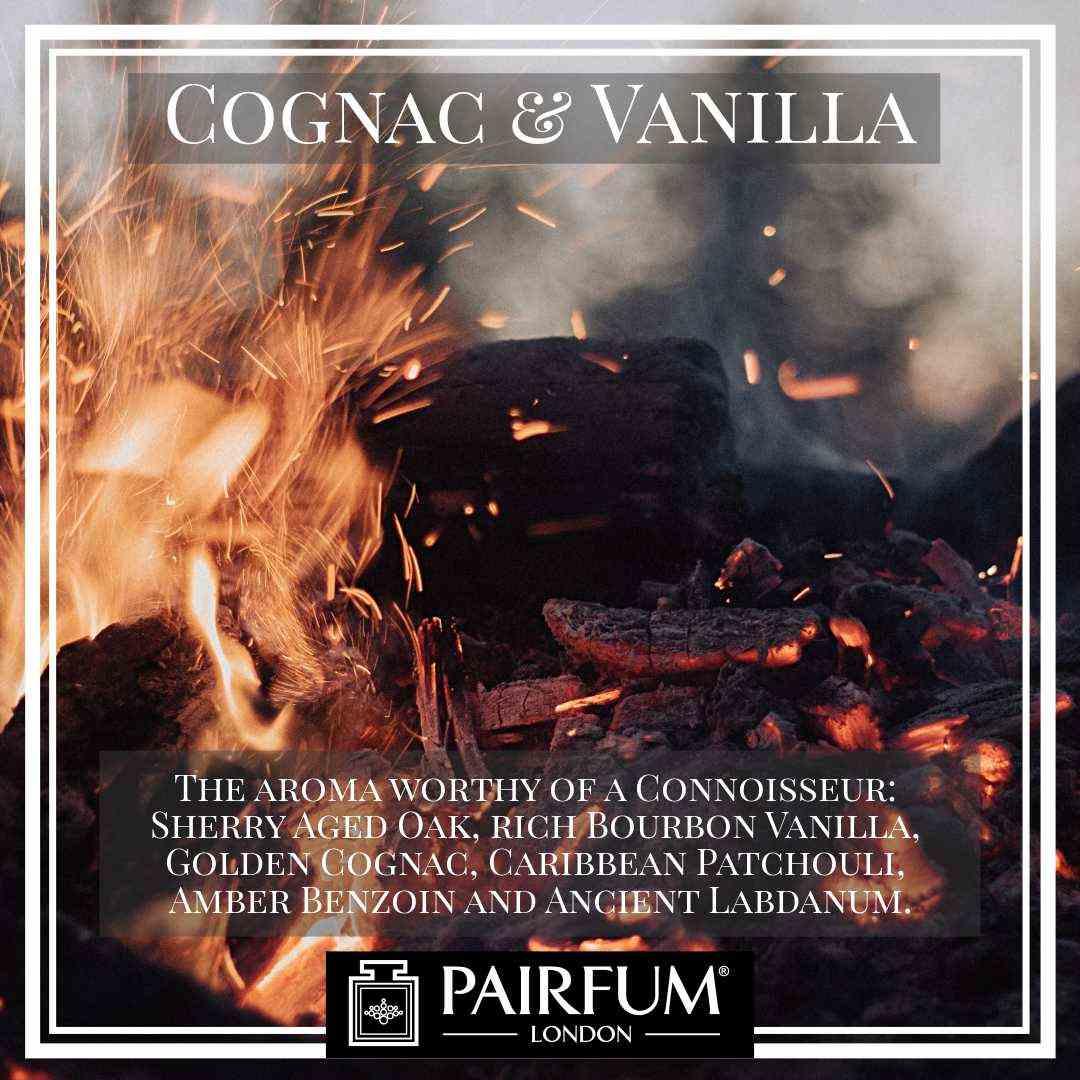 Pairfum London Cognac Vanilla Fire Benzoin Labdanum