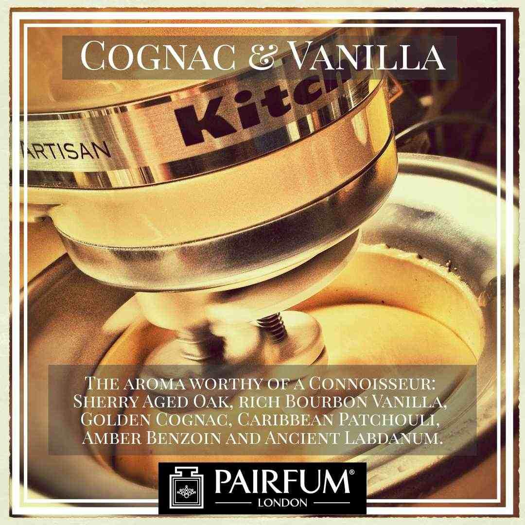 Pairfum London Cognac Vanilla Library Aroma Bourbon Artisan