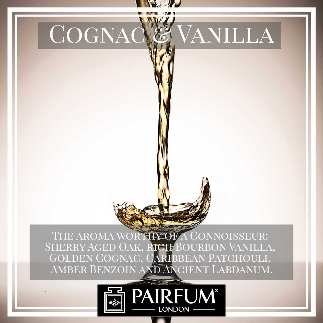 Pairfum London Cognac Vanilla Oak Bourbon