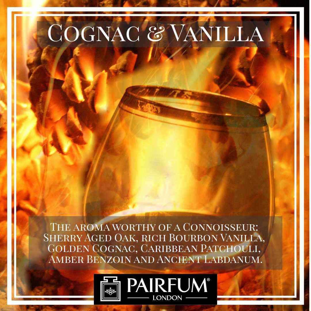 Pairfum London Cognac Vanilla Oak Coconut Fragrance