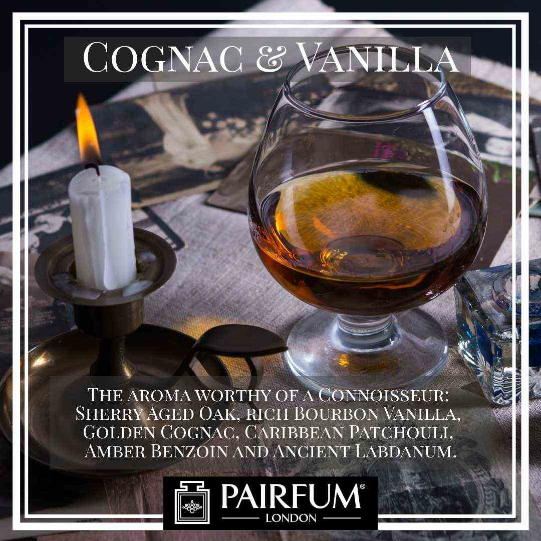 Pairfum London Cognac Vanilla Oak Coconut