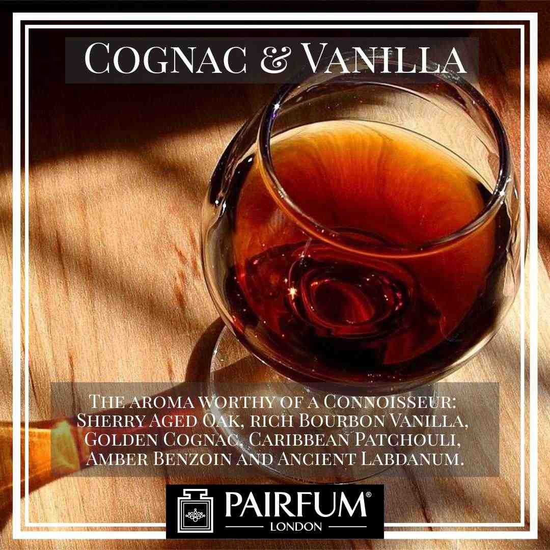 Pairfum London Cognac Vanilla Oak Patchouli