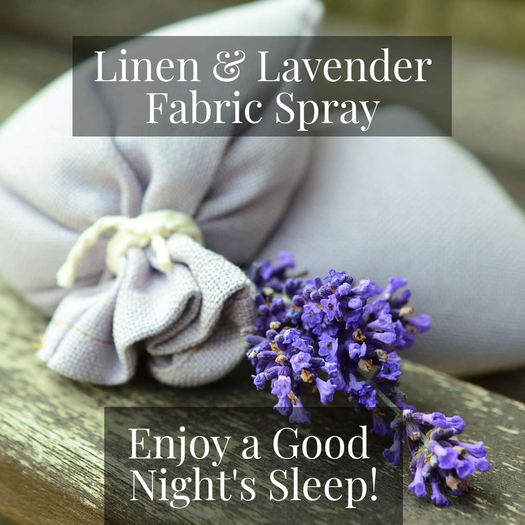 Pairfum London Linen Lavender Fabric Spray Fresh Relax