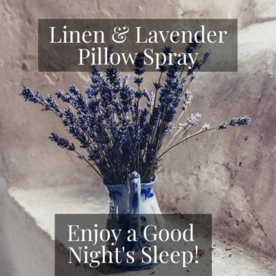 Pairfum London Linen Lavender Good Night Sleep Spray Anti Anxiety