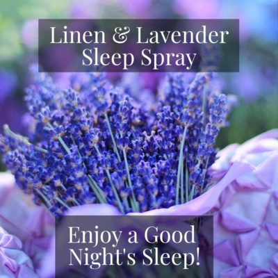Pairfum London Linen Lavender Good Night Sleep Spray De Stress