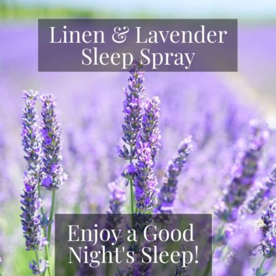 Pairfum London Linen Lavender Sleep Spray Good Night Calm