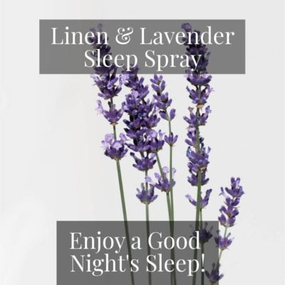 Pairfum London Linen Lavender Sleep Spray Good Night Relax