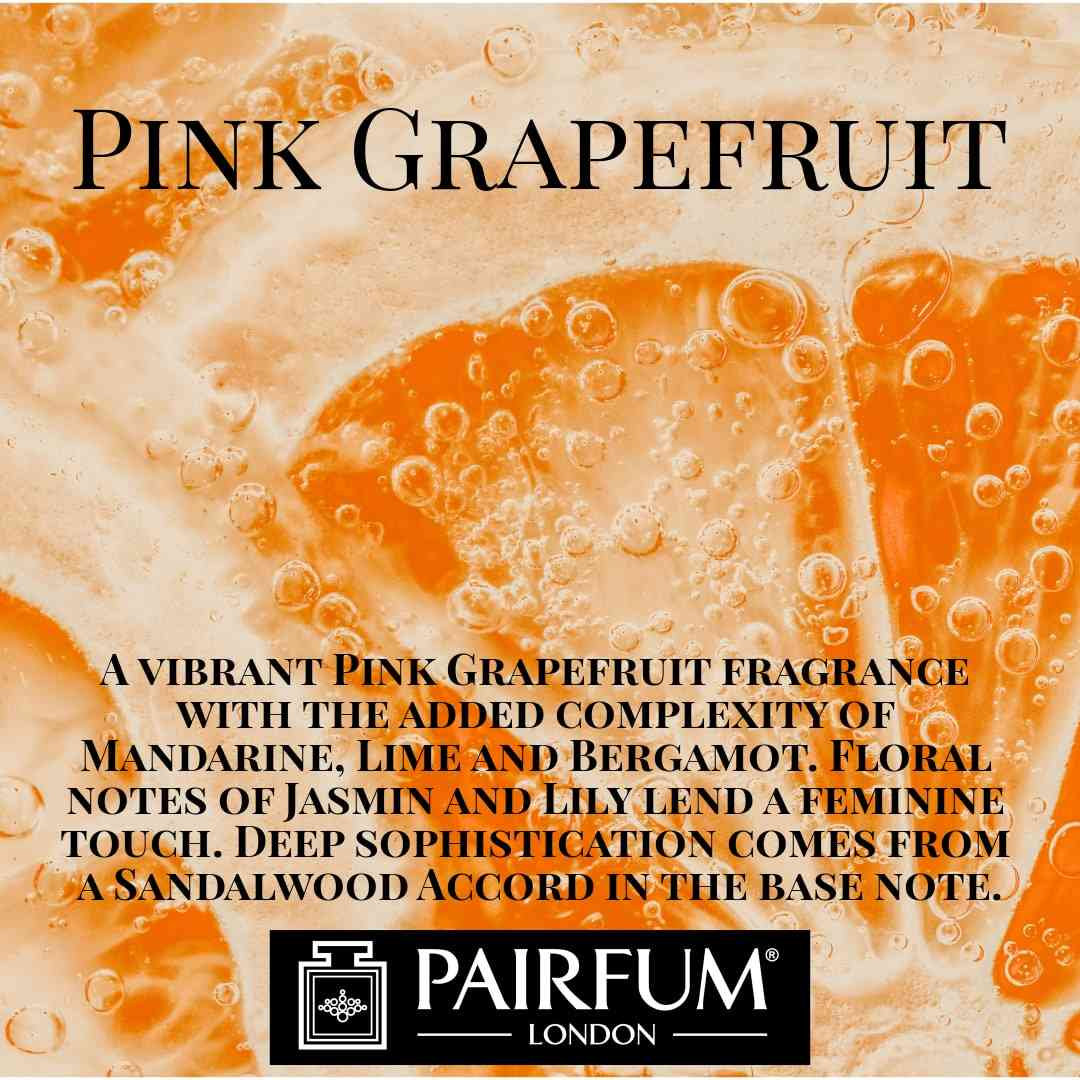 Pairfum London Pink Grapefruit Mandarine