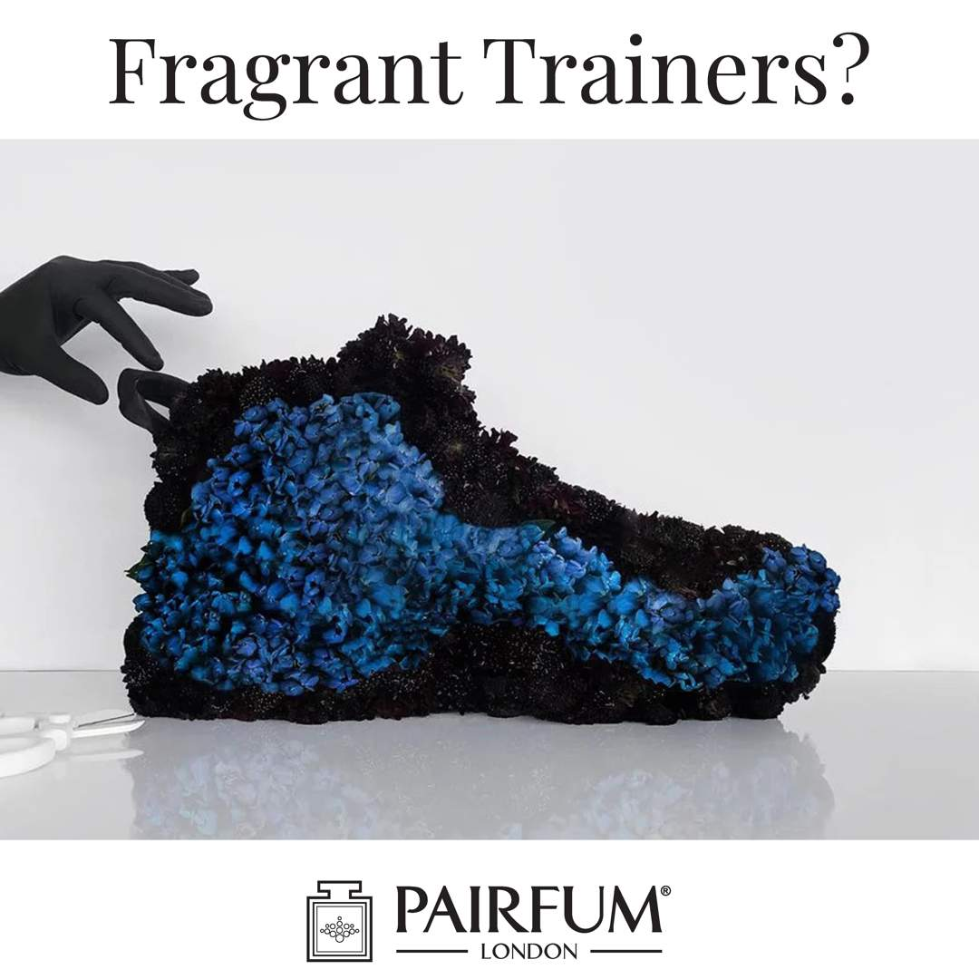 Perfume Smelly Shoes Spray Flower Bloom Bouquet Fragrance Deodorise