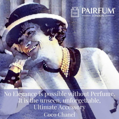 Perfume Unseen Ultimate Accessory Coco Chanel