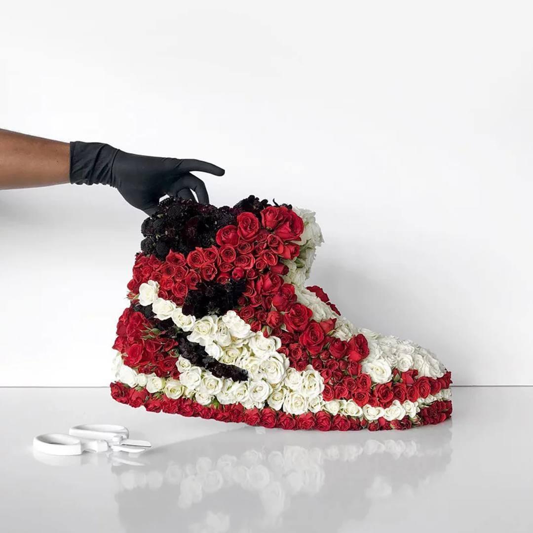 Runner Smelly Fragrance Spray Flower Bloom Bouquet