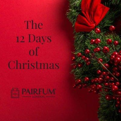12 Days Of Christmas Pairfum London