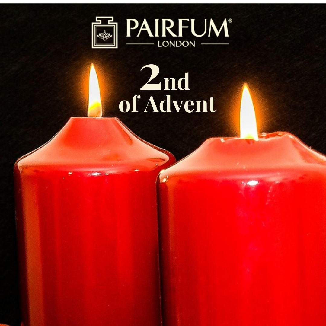 Christmas 2nd of Advent Calendar Candle Scented