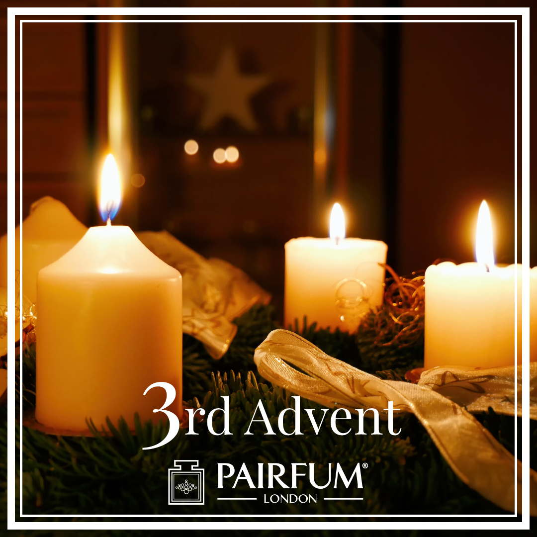 Christmas Scented 3rd of Advent Calendar Candle