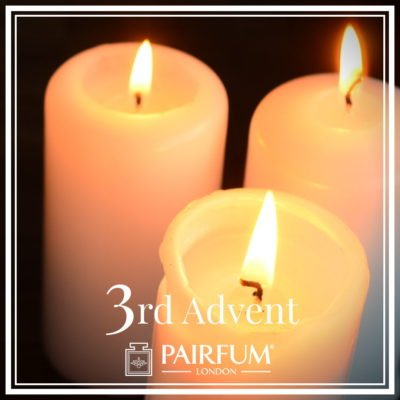 Fragrance Christmas 3rd of Advent Calendar Candle