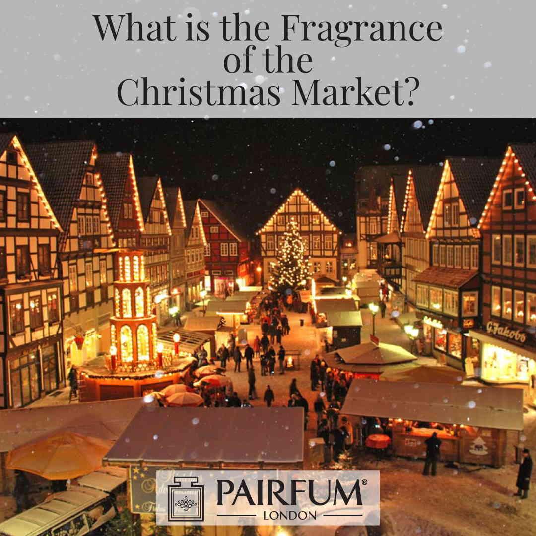 Gluehwine Fragrance Of The Christmas Market Germany