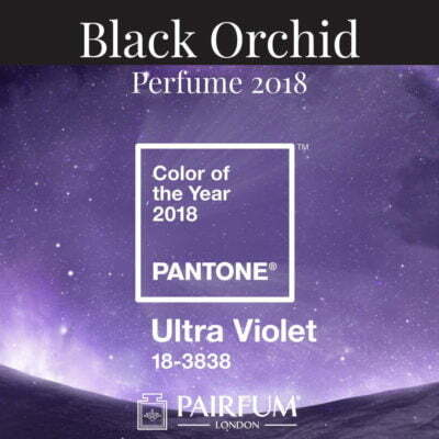 Pantone Color Year 2019 Ultra Violet Black Orchid Perfume Pairfum
