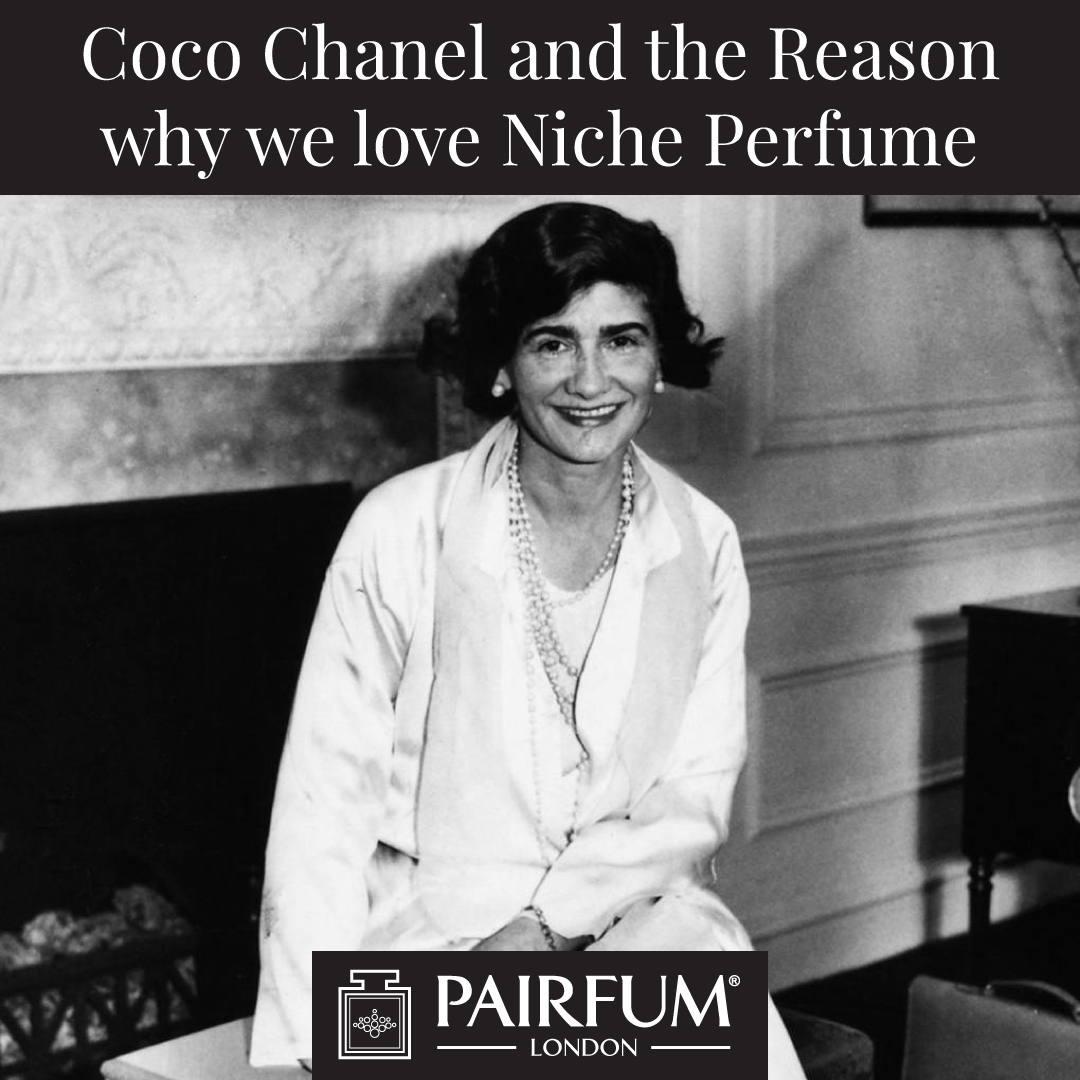 Coco Chanel Reason Why Love Boutique Perfume
