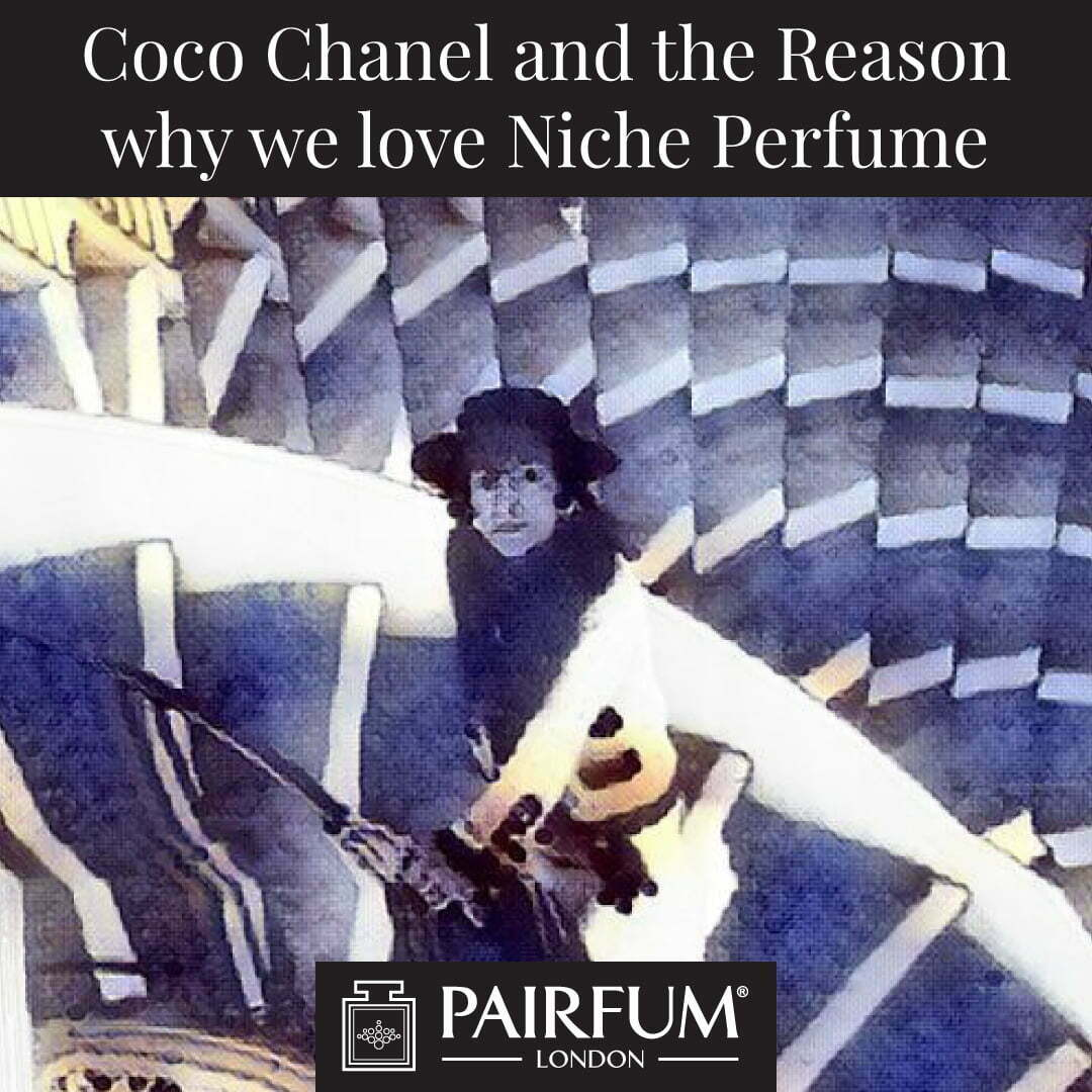 Coco Chanel Reason Why Love Niche Fragrance