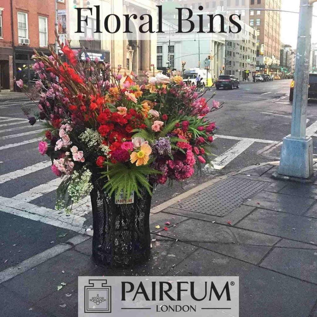 Lewis Miller Nyc Floral Bin Freshener Perfume