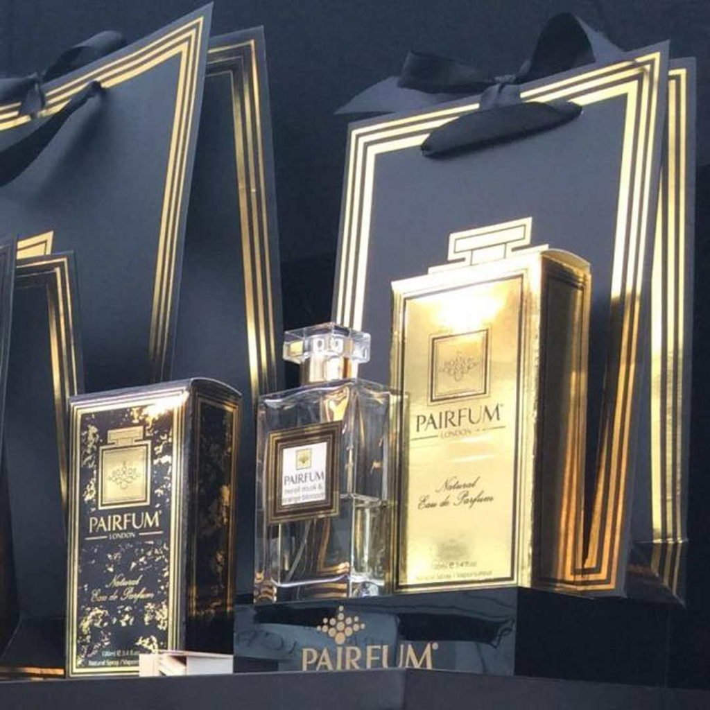 Pairfum Eau De Parfum Niche Perfume Display