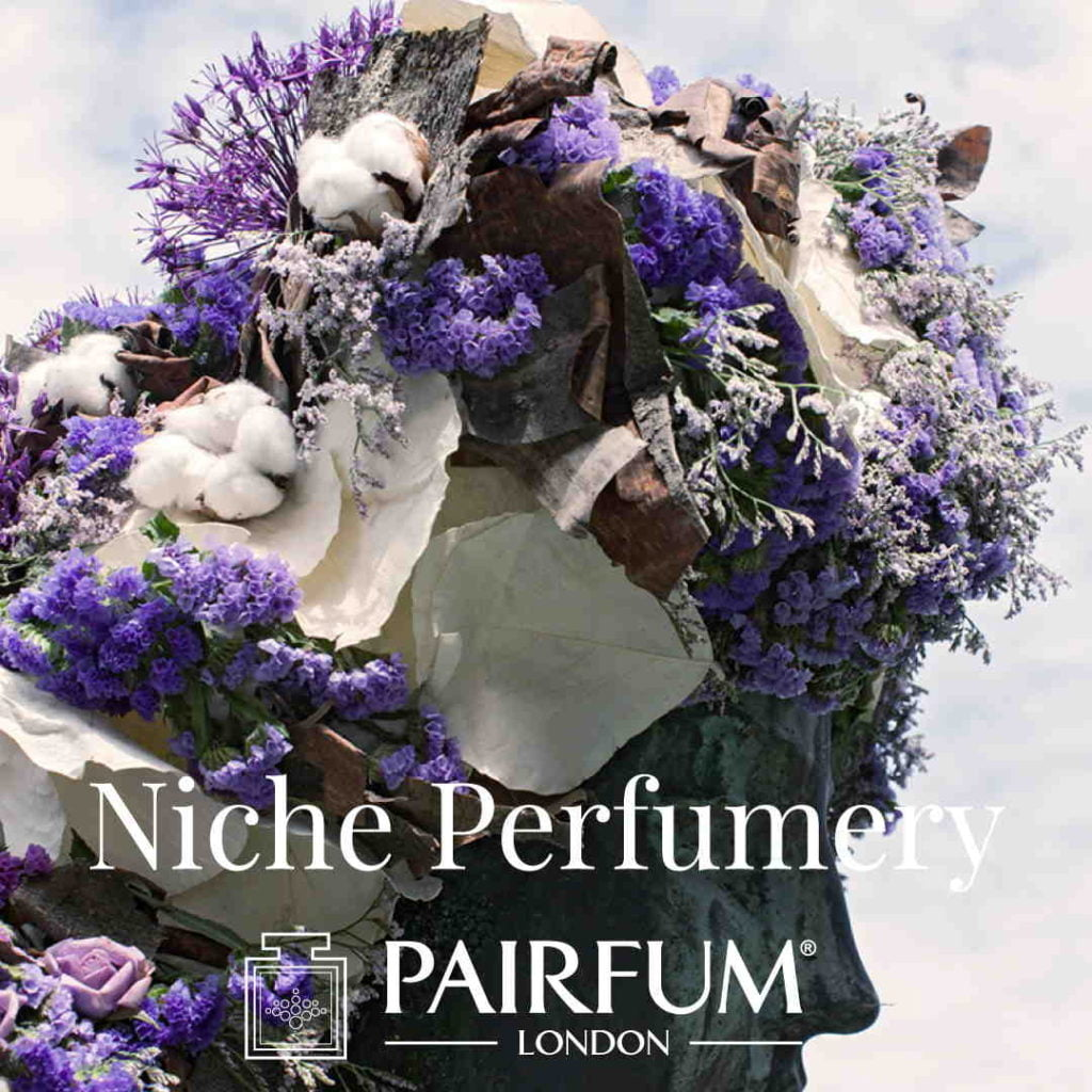 Pairfum London Niche Perfumery Flower Head Bocq