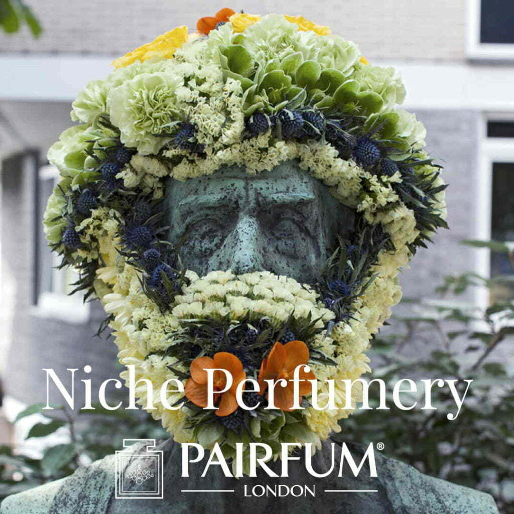 Pairfum London Niche Perfumery Flower Head Delville